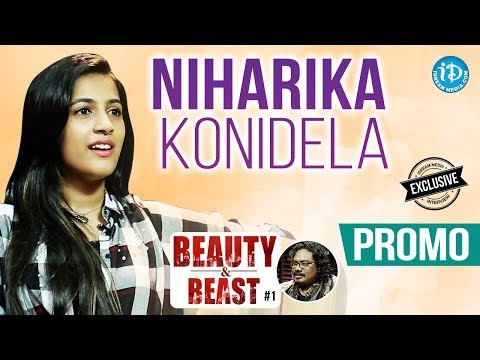 Niharika Konidela Exclusive Interview - Promo || Beauty & Beast #1