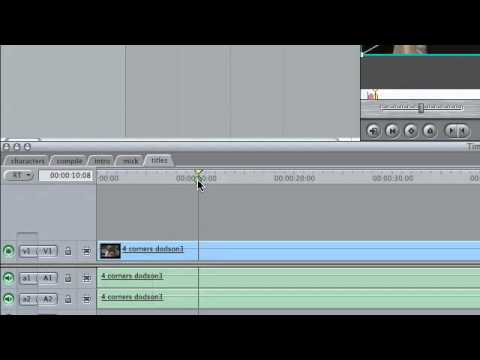 how to make video in final cut pro
