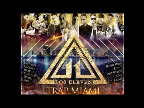 Blah Blah - Darell Ft Brytiago X Darkiel X Lito kirino (Trap Miami) [Audio Official]