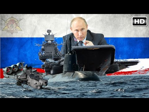 RUSSIAN NAVY POWER !! Most Deadly Weapons - End of the World in 30 Minutes