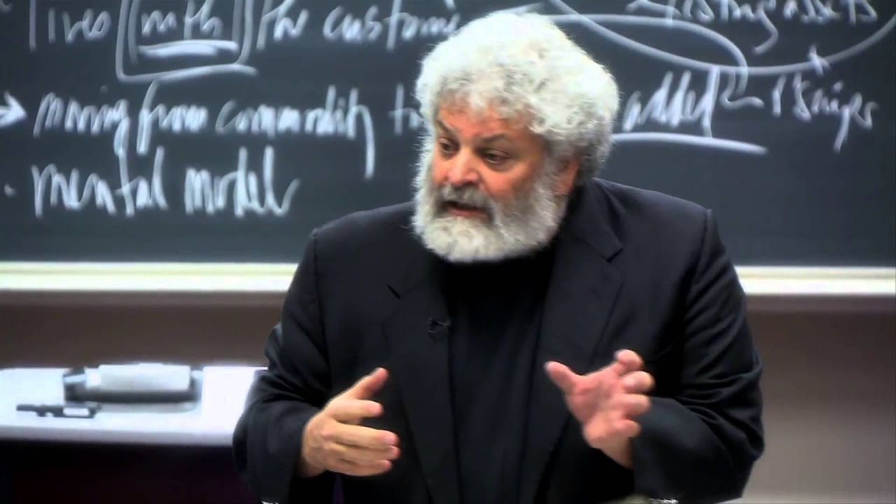 R. Edward Freeman and Stakeholder Theory - TEDx Cville