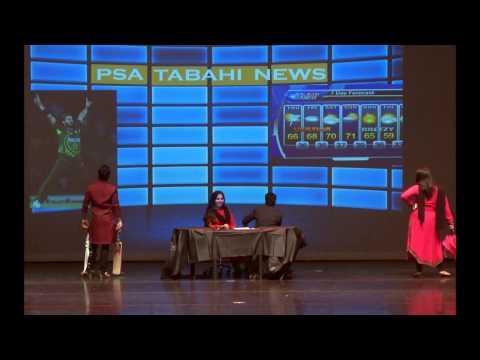 Pakistan Students Association @ UH 2014 Hamari Pehchaan Pakistan Show featuring Dhoom Bros 1/3