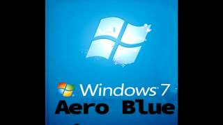 Windows 7 Aero Blue Lite Edition 2016 Ultra Fast Edition 690 MB