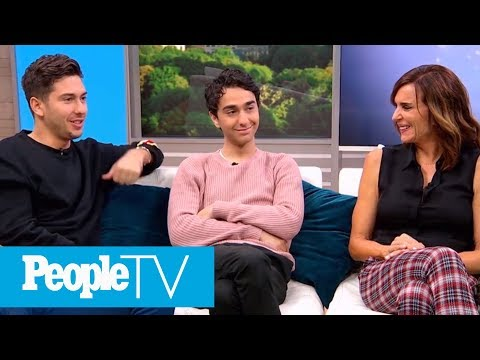 Alex Wolff Confesses That He Once Gave A Groom A Lap Dance…At A Family Wedding!  PeopleTV