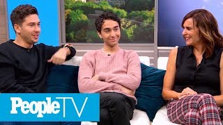 Download Alex Wolff Confesses That He Once Gave A Groom A Lap Dance…At A Family Wedding! | PeopleTV Mp3 and Videos
