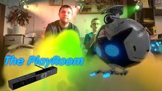 playStation Камера и игра PLAYROOM Подробный обзор