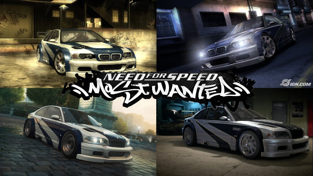 Need For Speed Bmw M3 Gtr Comparison 2005 2015