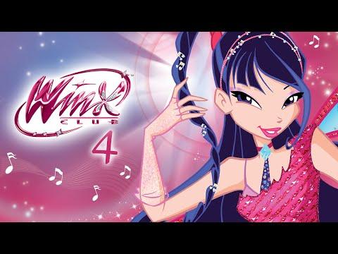 Winx Club - Serie 4: tutte le canzoni!