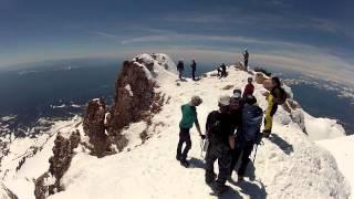 Climbing/Snowboarding Mt. Shasta