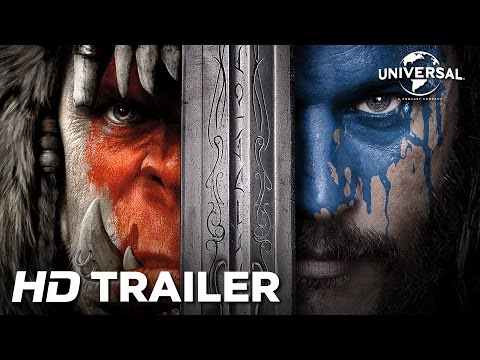 Warcraft: The Beginning (2016) Global Trailer (Universal Pictures)