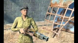 Fallout 4 - 098 - Старые пушки квест 1