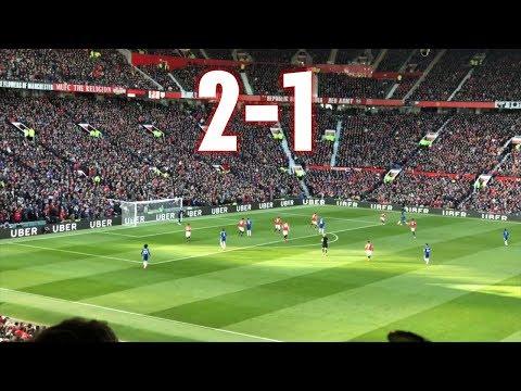 Manchester United vs Chelsea, 2-1, Premier League, 25.02.2018