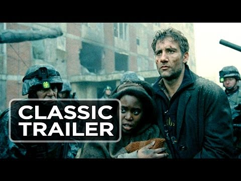 Children of Men Official Trailer #1 - Julianne Moore, Clive Owen Movie (2006) HD