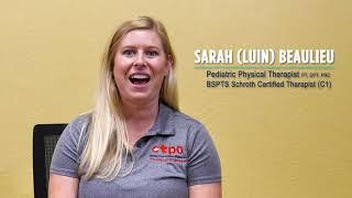 Schroth Method for Scoliosis - Dr. Sarah Beaulieu