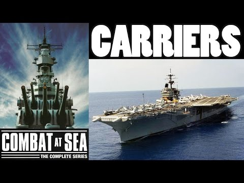 COMBAT AT SEA | Super Carriers