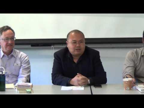 Berkeley Sociology Forum: Ho-fung Hung presents his book The China Boom
