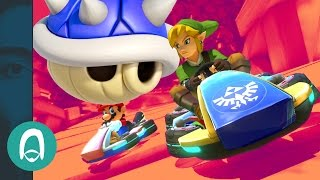 How Mario Kart Encourages You to Suck