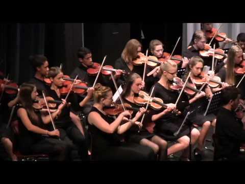Abschlusskonzert des 20. Rheinischen Orchesterkurses der Musik- und Kunstschule der Stadt Wesel