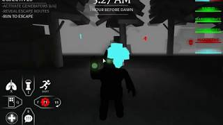 Before The Dawn: Redux Detective gameplay (Roblox)