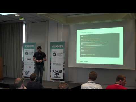 SymfonyLive Berlin 2014 - Dennis Benkert - Dockerizing Symfony applications