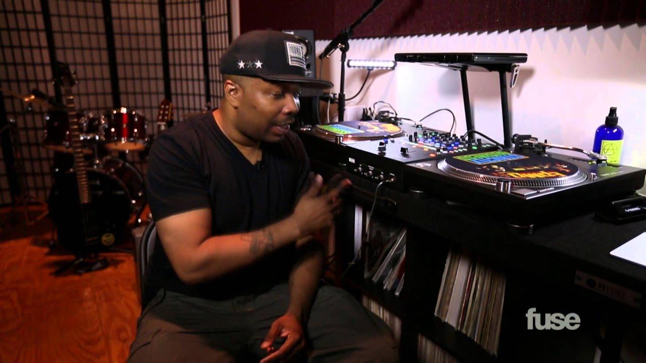 Dj Scratch On Jam Master Jay  U0026 His Early Days W   Run
