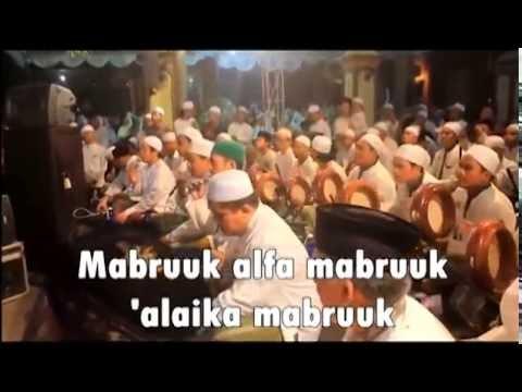 Mabruk alfa mabruk - Al-Habib Syech bin abdul qodir assegaf