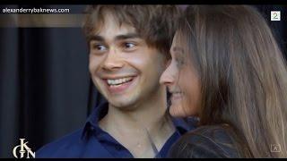 Alexander Rybak & Julie Gaarud Holm,