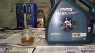 видео Моторное масло Кастрол 5w30