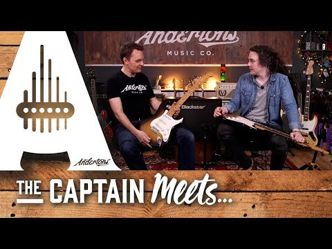 The Captain Meets Chris Buck from Buck & Evans