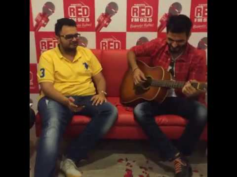 Gajendra Verma is here at the Red FM studios with some