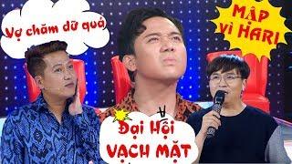 Đại hội VẠCH MẶT showbiz Việt: Chơi gameshow để KỂ LỂ chuyện vợ chồng, thân thể, giới tính... | SML