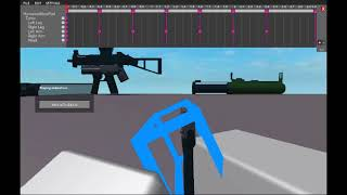 Roblox USP Reload Test