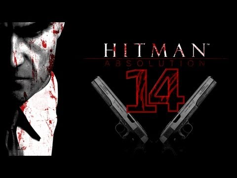 Hitman Absolution part 14 Purysta / Mission 14 / Let's play 13 / Gamplay 14 XBOX 360 / PS 3 HD PL