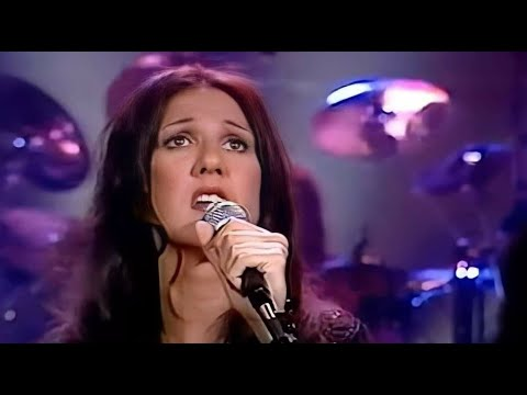CÉLINE DION - Water from the moon (Live / En Public) 1993