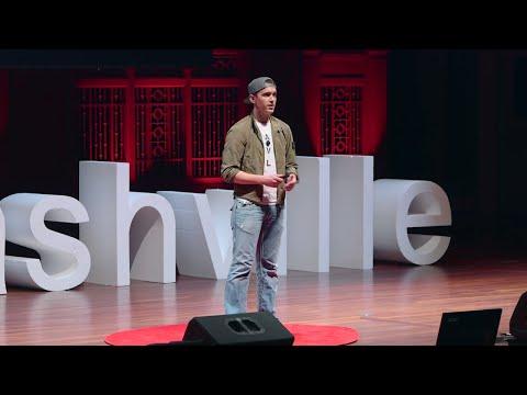 How Social Media Is Changing the Way We Manage Chronic Diseases | Josh Robbins | TEDxNashvilleSalon