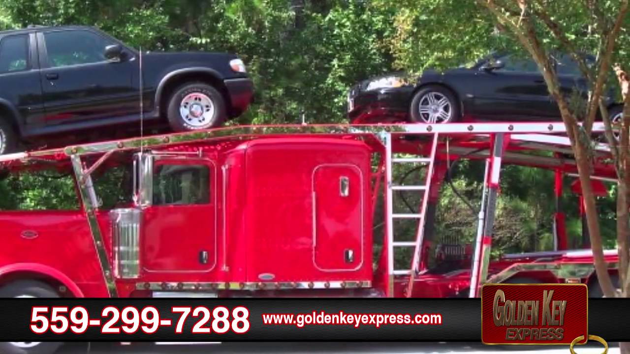 Nationwide Coast To Coast Auto Transport Golden Key Express