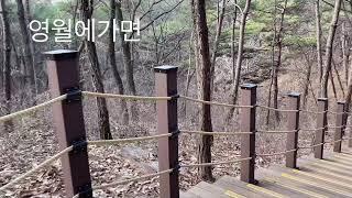 #영월가볼만한곳 #영월한반도지형 #영월관광지