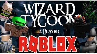 The FGN Crew Plays: ROBLOX - Wizard Tycoon 2 (PC)