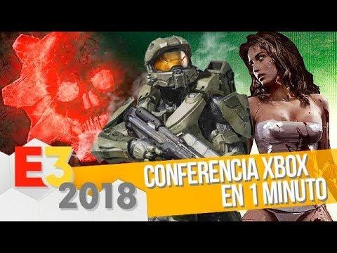 Resumen conferencia Microsoft E3 2018