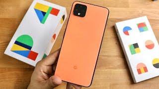 Google Pixel 4 Unboxing + Impressions!