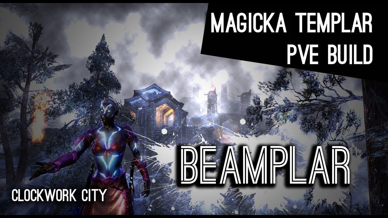 ESO Templer-Guide: Templar DD-Build für Max-DPS in 2018