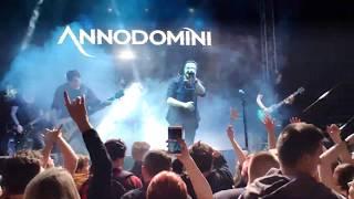 Annodomini - Отпусти, 21.02.2020, клуб Москва (МСК)