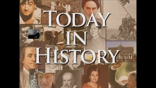 Today in History for November 21st