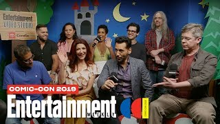 'The Expanse' Star Shohreh Aghdashloo & Cast Join Us LIVE | SDCC 2019 | Entertainment Weekly