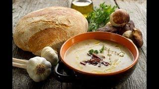Сырный суп с лесными грибами в мультиварке  Redmond!!!