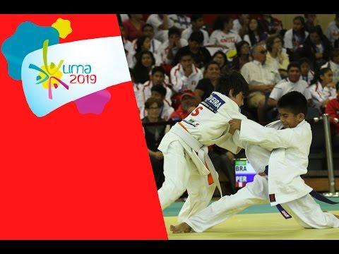 Lima 2019 - Buen desempeño tuvo Perú en Campeonato Infantil de Judo