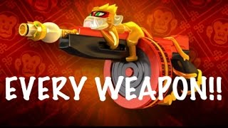 Every Weapon   One Video Respawnables