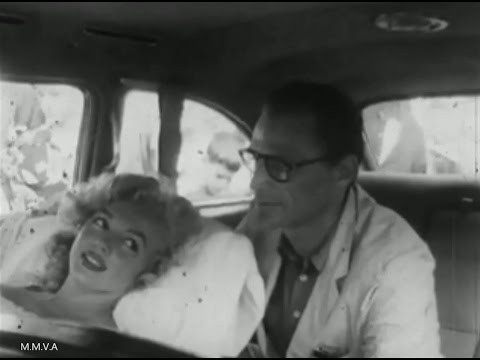 "Marilyn Monroe Archive Footage - ""I Would Act Out Every Part"" (Interview)"