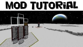 Advanced Rocketry Tutorial #4 - Building Rockets and Moon Travel (Minecraft 1.12.2)