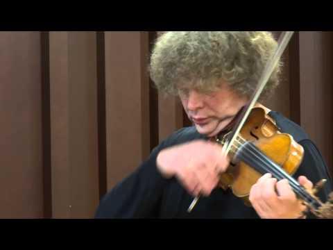 Veracini, Sonata in E minor, 1st movement
